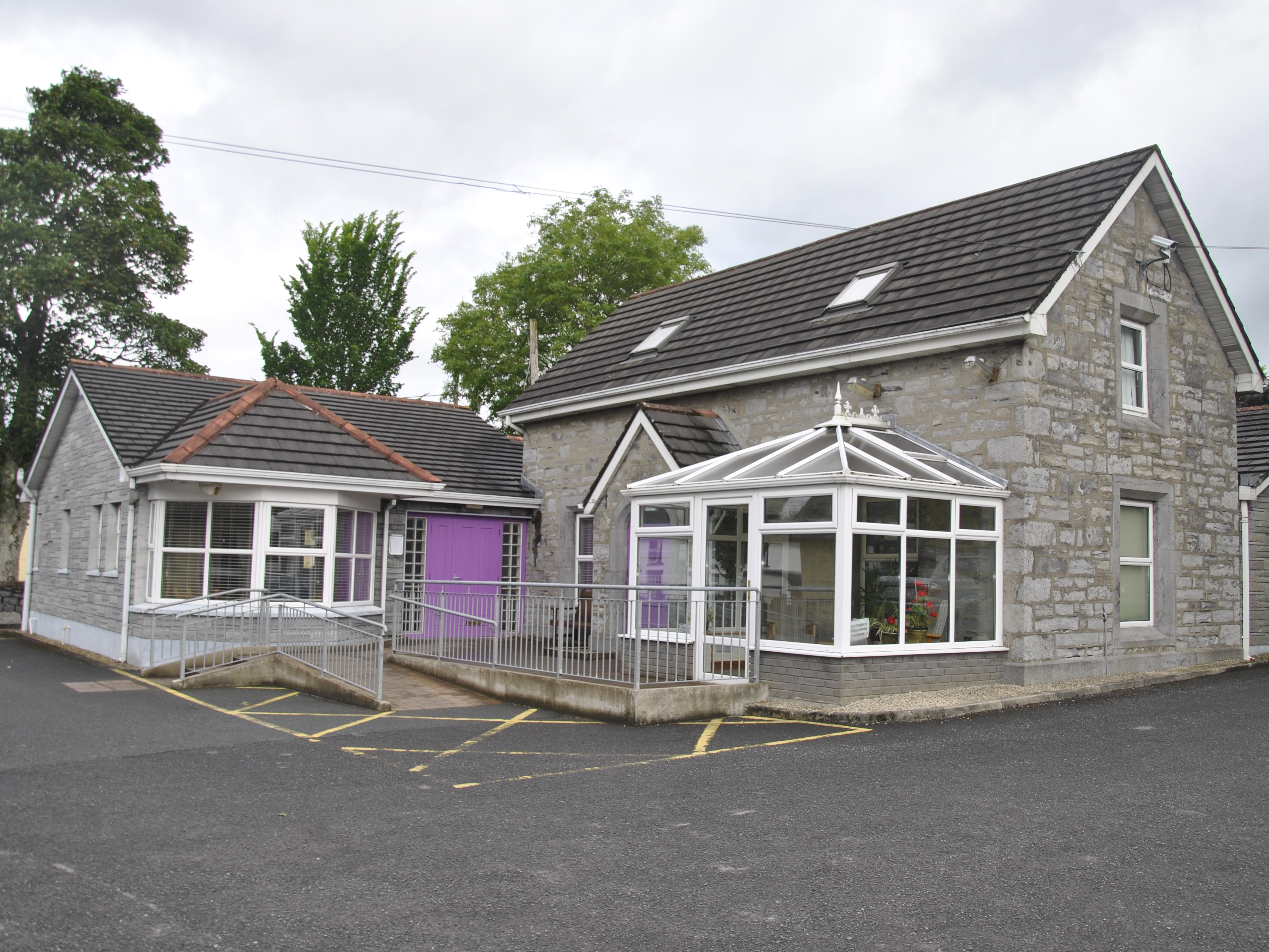 About MS Therapy Centre Sligo