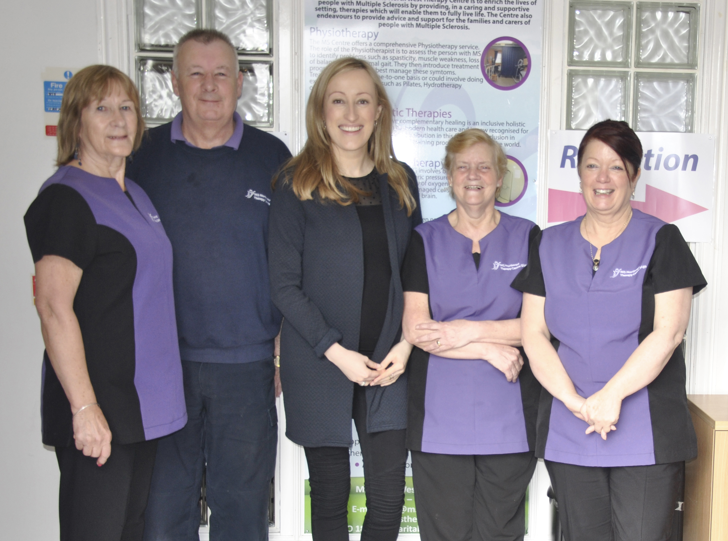 Services - MS Therapy Centre Sligo Staff