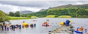 Glencar Lough Swim -A Great Success
