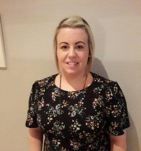 Nicola Mc Nally Receptionist