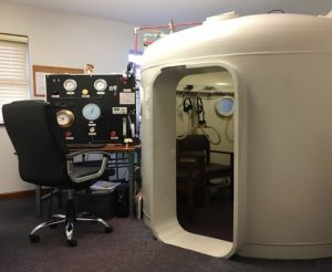 Donate to the Hyperbaric Oxygen Chamber